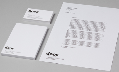 A new identity for Doos